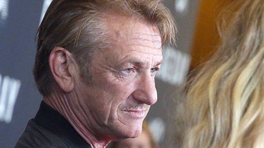 Sean Penn bekennt sich zur gnadenlosen Impf-Pflicht