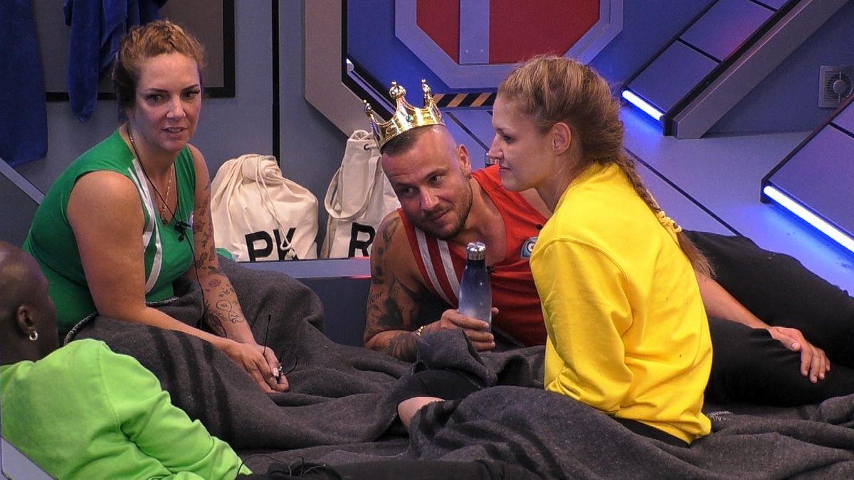 """Promi Big Brother"": Droht Eric Sindermann der Rauswurf? Jörg Draeger heult"
