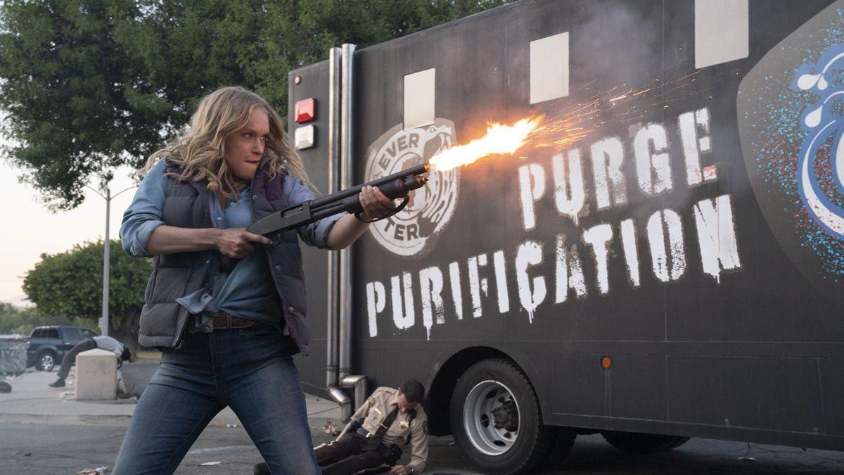 "Filmkritik ""The Forever Purge"": Blutbäder als Gesellschaftsmodell"