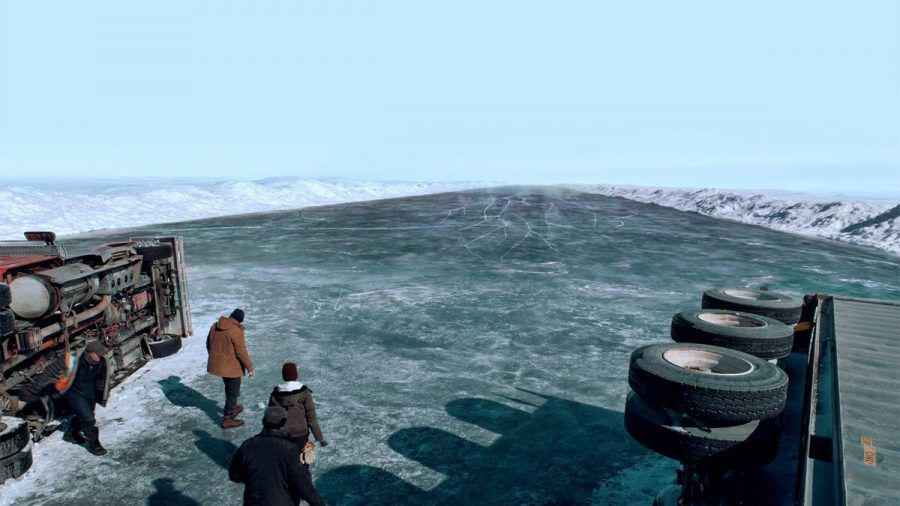 """Preview: Liam Neeson im Eis-Actionthriller """"The Ice Road"""""""