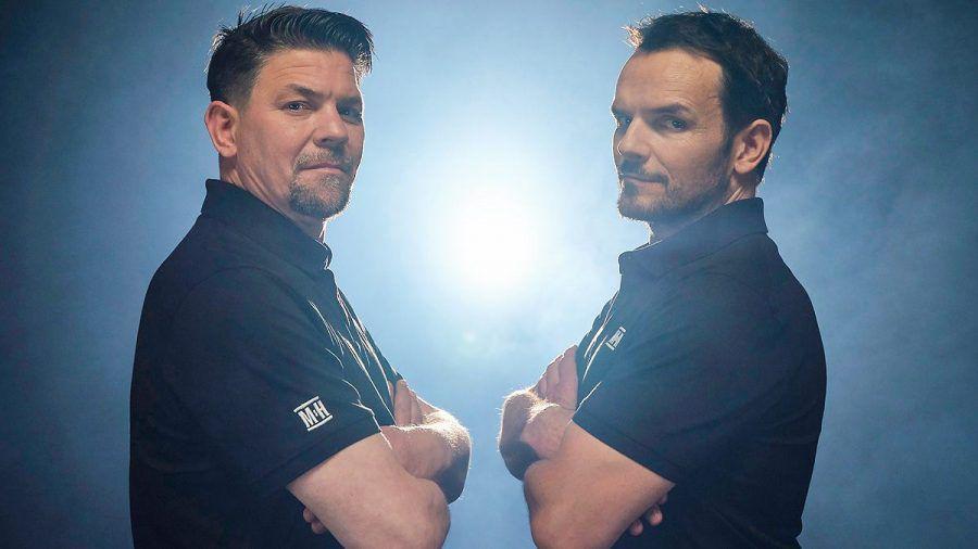 Tim Mälzer und Steffen Henssler steigen erstmals zusammen in den Ring