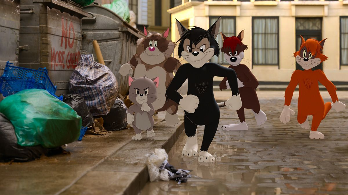 """Filmkritik: """"Tom & Jerry"""" jagen jetzt durchs reale Leben"""