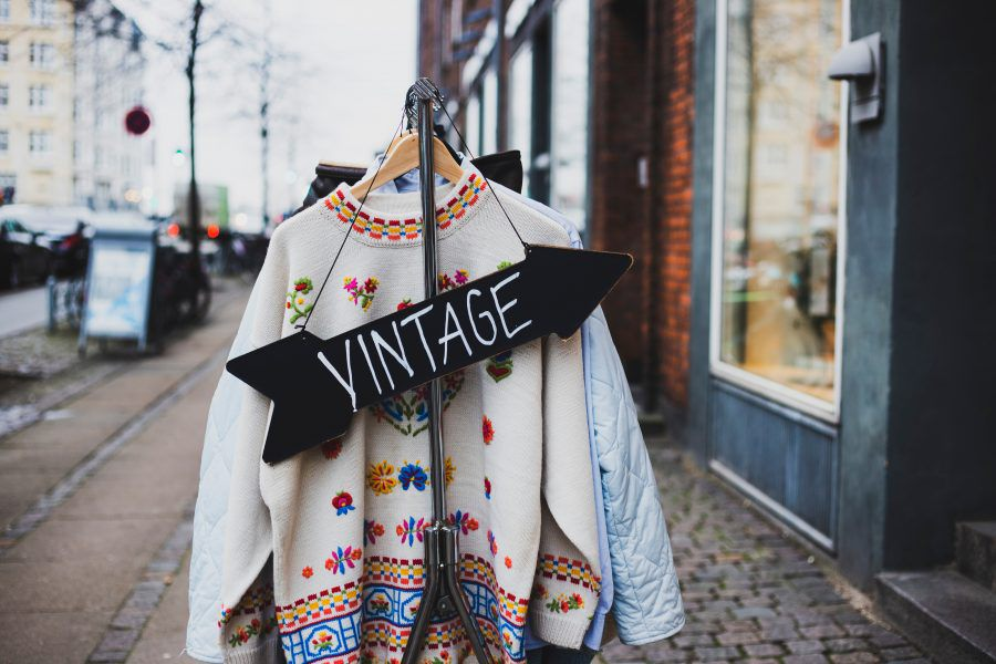 Große Modefirmen setzen auf nachhaltige Second-Hand Linien
