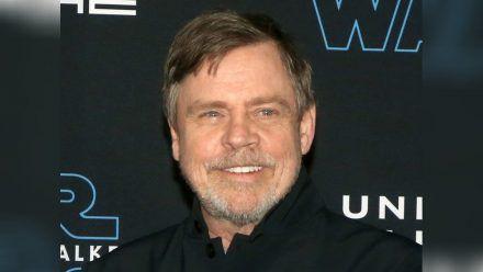 """Mark Hamill 2019 bei der Premiere von """"Star Wars: Der Aufstieg Skywalkers"""". (smi/spot)"""