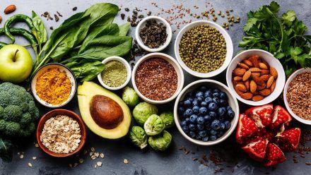 Heimische Lebensmittel wie Blaubeeren sind CO2-freundliches Superfood. (sob/spot)
