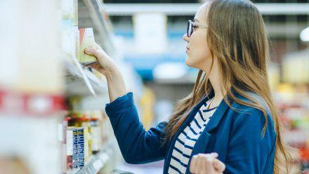 Viele Lebensmittel aus dem Alltag enthalten geringe Mengen an Alkohol. (eee/spot)
