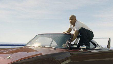 """""""Fast & Furious 6"""": Dom (Vin Diesel) muss alles riskieren, um Shaw zu stoppen und sein eigenes Leben zu retten. (cg/spot)"""