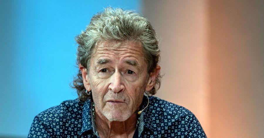 Der deutsche Sänger Peter Maffay.