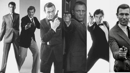 55 Fakten über James Bond