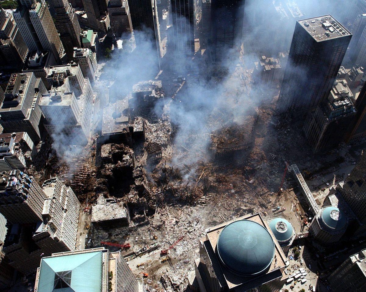 Helden und Opfer: New York 20 Jahre nach 9/11