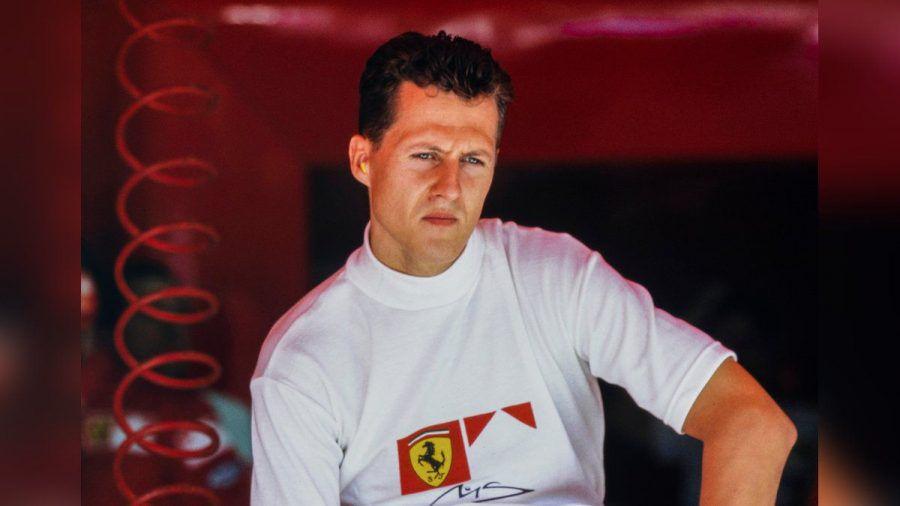 "Michael Schumacher in der Netflix-Doku ""Schumacher"". (ili/spot)"