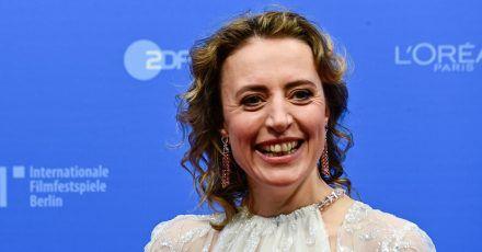 Auf der Berlinale ist Maren Eggert mit dem Silbernen Bären ausgezeichnet worden.