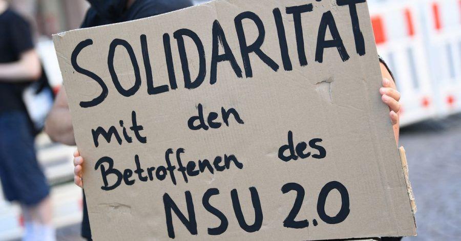 Die «NSU 2.0»-Drohschreiben waren unter anderem an Politiker und eine Anwältin verschickt worden.