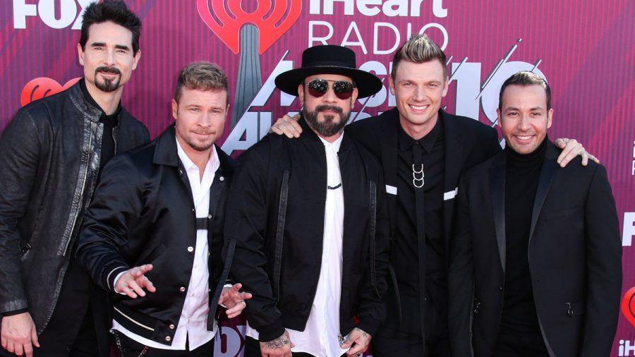 Die Backstreet Boys melden sich erst im kommenden Jahr mit neuer Musik zurück. (eee/spot)