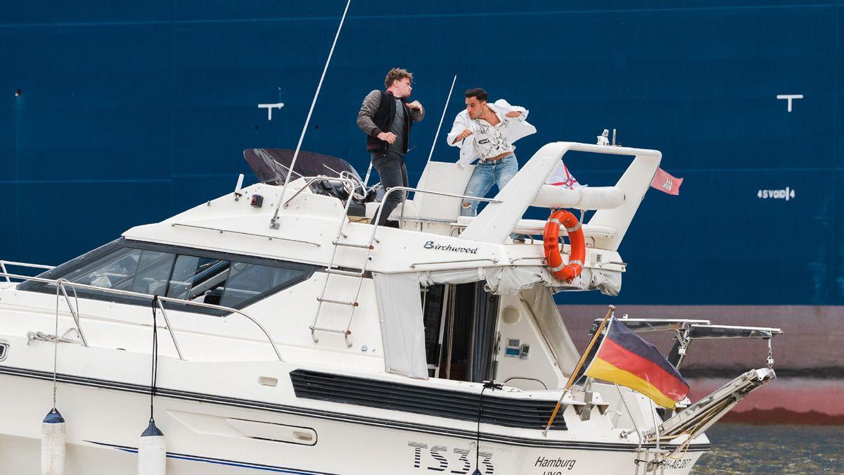 """Matthias Ludwig, der Star mit dem heißen Body aus dem GZSZ-Spin-off """"Nihat"""""""