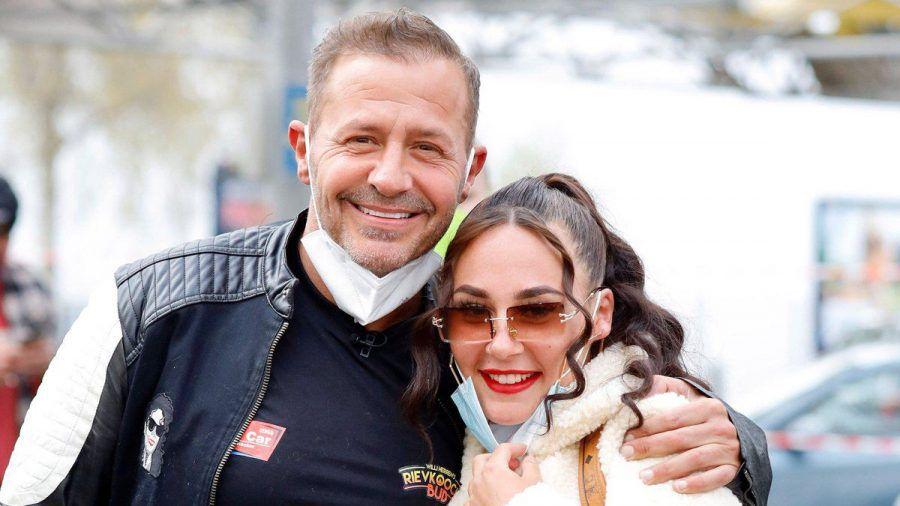 Willi und Alessia Herren kurz vor seinem Tod im April 2021.  (ili/spot)