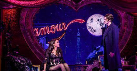 Die Bühnen-Version des Musikfilms «Moulin Rouge» hat den Tony Award als bestes Musical gewonnen.