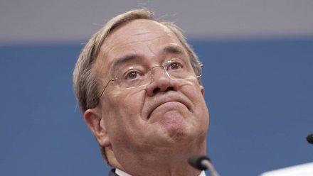 Armin Laschet und seine CDU mussten herbe Verluste bei der Bundestagswahl einstecken. (stk/spot)