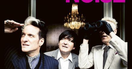 «Noise» ist die erste Single-Auskoppelung aus dem Album «Dunkel» der Punkrock-Band Die Ärzte.