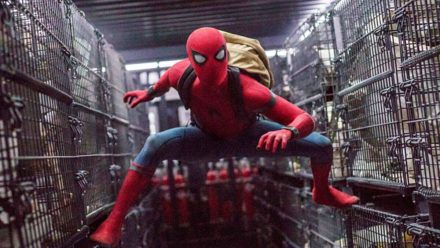 """Tom Holland in """"Spider-Man: Homecoming"""". (smi/spot)"""