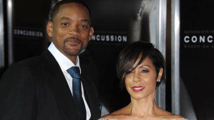 Jada Pinkett Smith und Will Smith bei einer Filmpremiere. (ncz/spot)