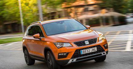Der spanische Seat Ateca kann als Gebrauchtwagen Kritiker überzeugen.