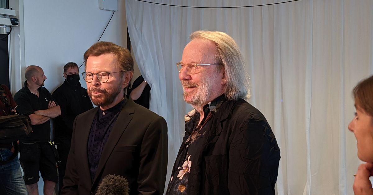 """ABBA-Show """"Voyage"""": Run auf Tickets - Vorbestellungsrekord für Album"""
