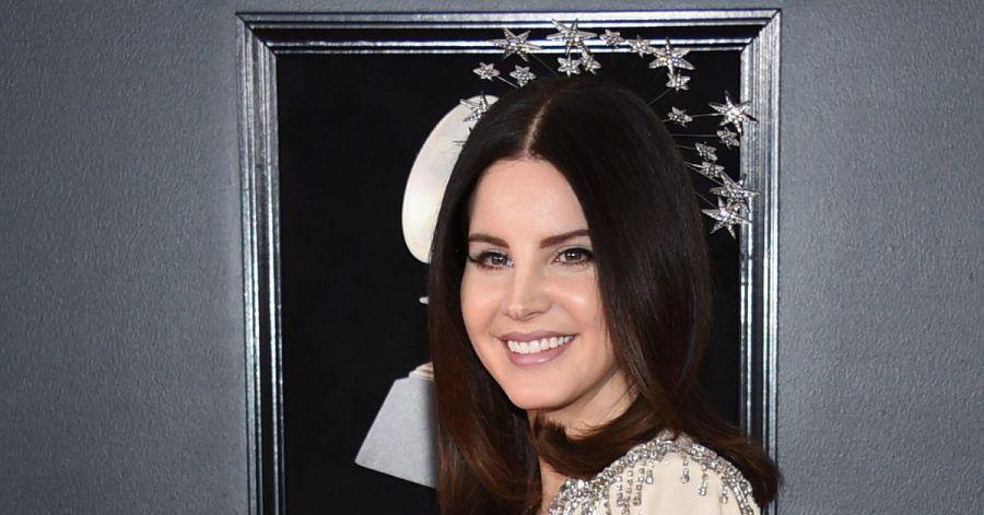 Lana Del Rey kommt zu der Verleihung der 60. Grammy Awards im Madison Square Garden.