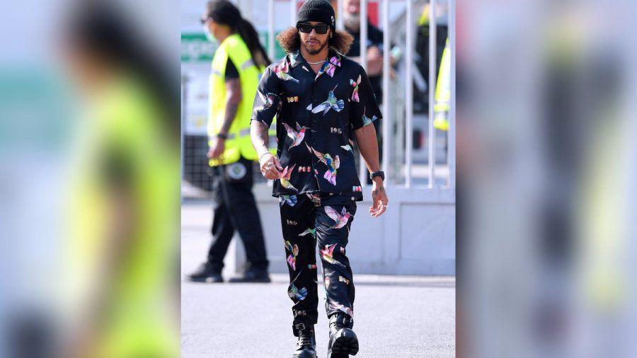 Lewis Hamilton beim GP in Italien (eee/spot)