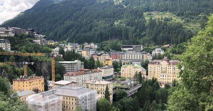 Bad Gastein trägt auch den Beinamen «Berlin der Berge».