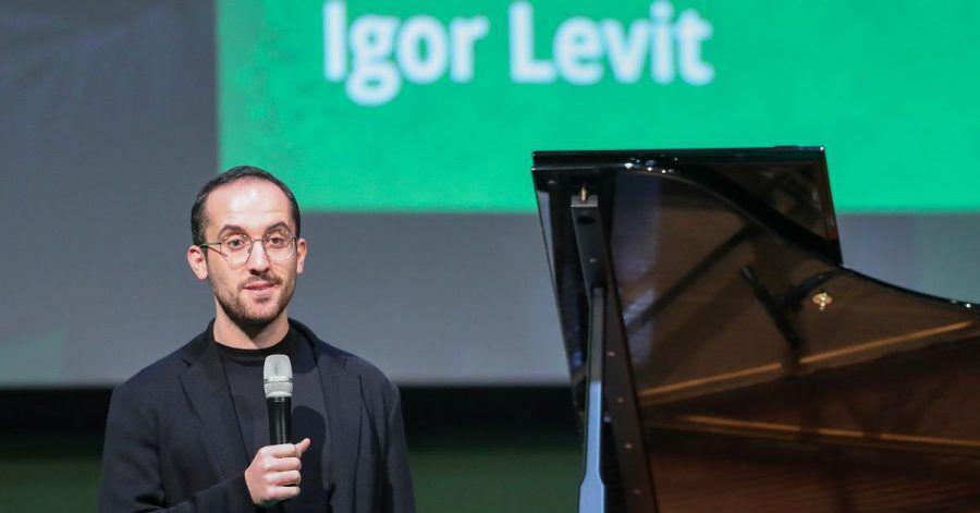 Der Pianist Igor Levit.
