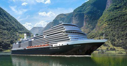 Die Holland-America Line hat mit der «Rotterdam» bereits in diesem Jahr einen Neuzugang in der Flotte.