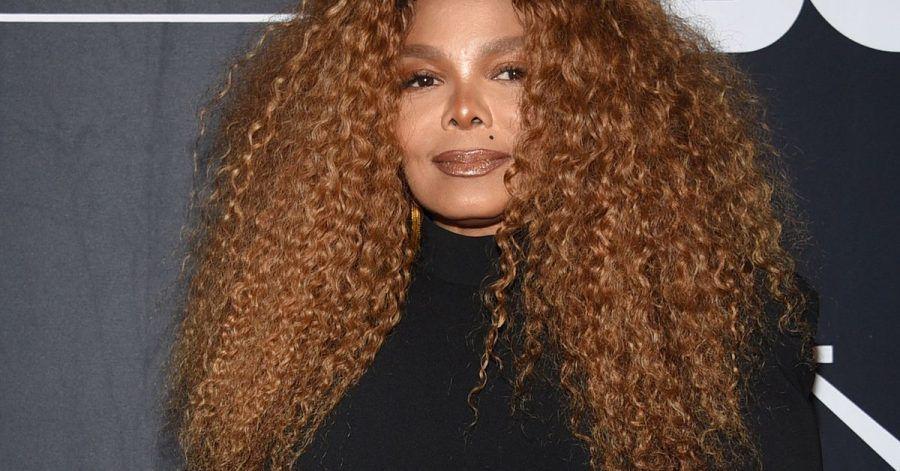 Janet Jackson, Sängerin, kommt zur Einweihungsfeier der Rock & Roll Hall of Fame im Barclays Center in New York.