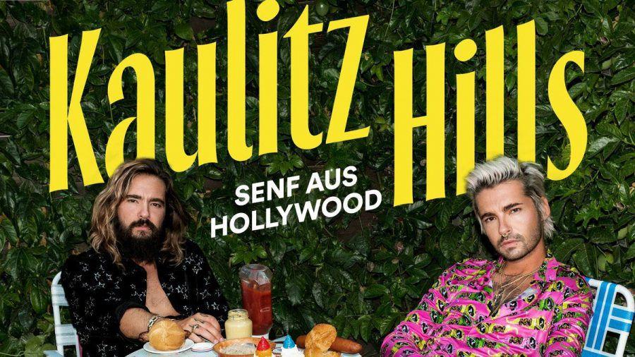 Tom (l.) und Bill Kaulitz starten ihren eigenen Podcast. (ncz/spot)