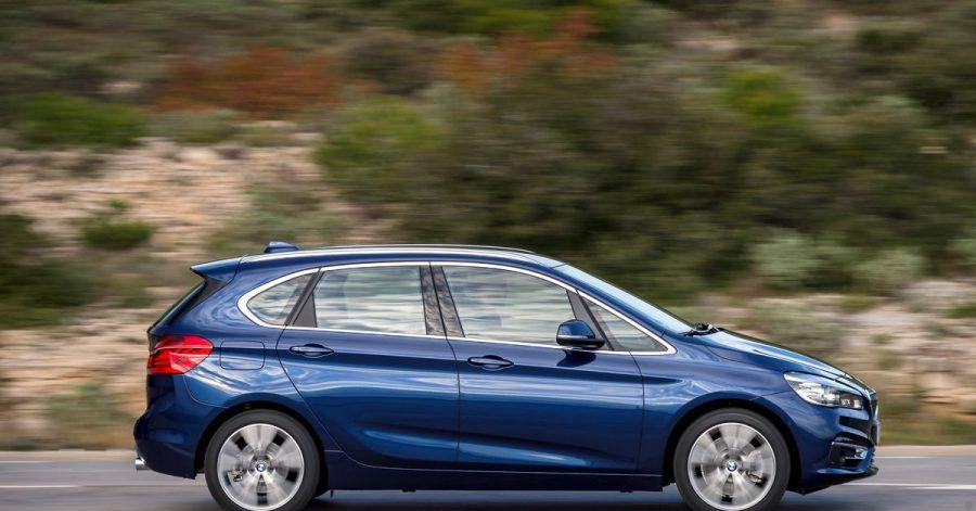 Für manche BMW-Fans war das Van-Konzept des 2er Active Tourers ungewohnt.