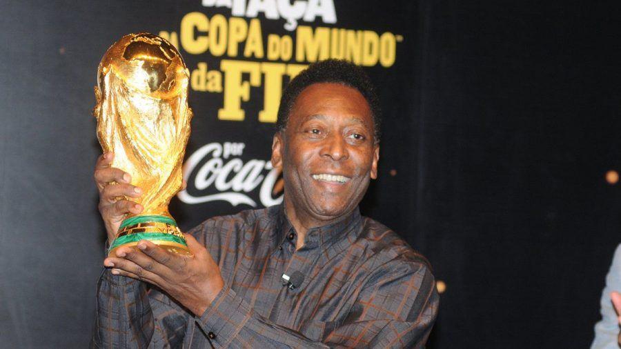 Bei Fußball-Ikone Pelé musste ein Tumor entfernt werden. (ili/spot)
