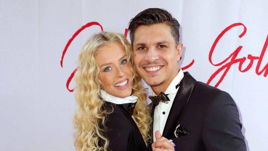 Patricija Belousova und Alexandru Ionel werden Eltern. (ncz/spot)