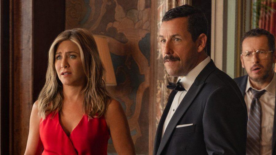 """Jennifer Aniston und Adam Sandler werden """"Murder Mystery 2"""" gemeinsam drehen. (jom/spot)"""