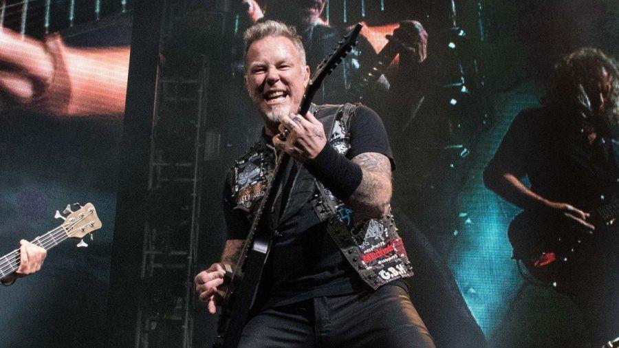 """Wie das """"Download Germany""""-Festival bekannt gibt, treten Metallica im Juni 2022 auf dem Hockenheimring auf. (mia/spot)"""