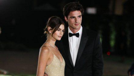 Kaia Gerber und Jacob Elordi sollen sich seit ungefähr einem Jahr daten. (aha/spot)