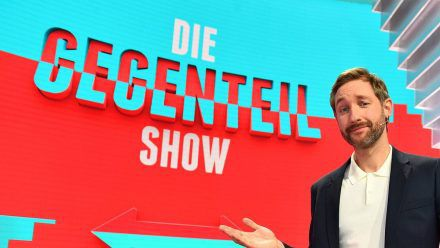 "Daniel Boschmann moderiert wieder ""Die Gegenteilshow"". (smi/spot)"
