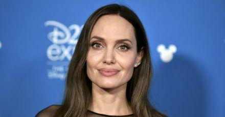 Jolie ist Sonderbotschafterin des UN-Flüchtlingshilfswerks.