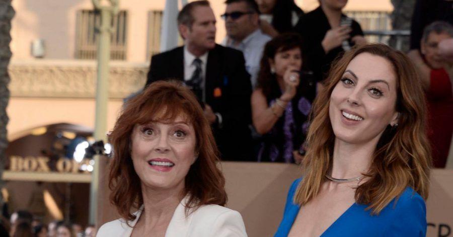 Eva Amurri und Susan Sarandon drehen gemeinsam die Serie «Monarch».