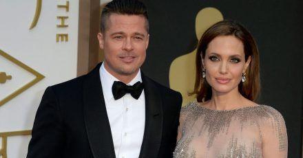 Das Hollywood-Paar Angelina Jolie und Brad Pitt heirateten 2014. Die Ehe hielt allerdings nicht lange.