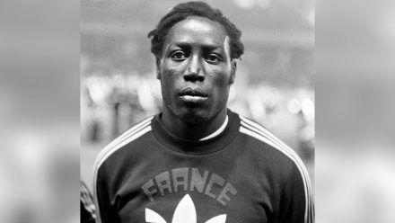 Jean-Pierre Adams während seiner aktiven Spielerzeit. (wag/spot)
