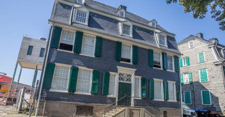 Das sanierte Engels-Haus in Wuppertal öffnet nach fünf Jahren mit einer neuen Dauerausstellung.
