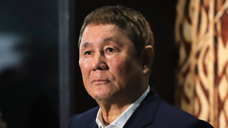 Takeshi Kitano im Jahr 2019 in Tokio. (wue/spot)