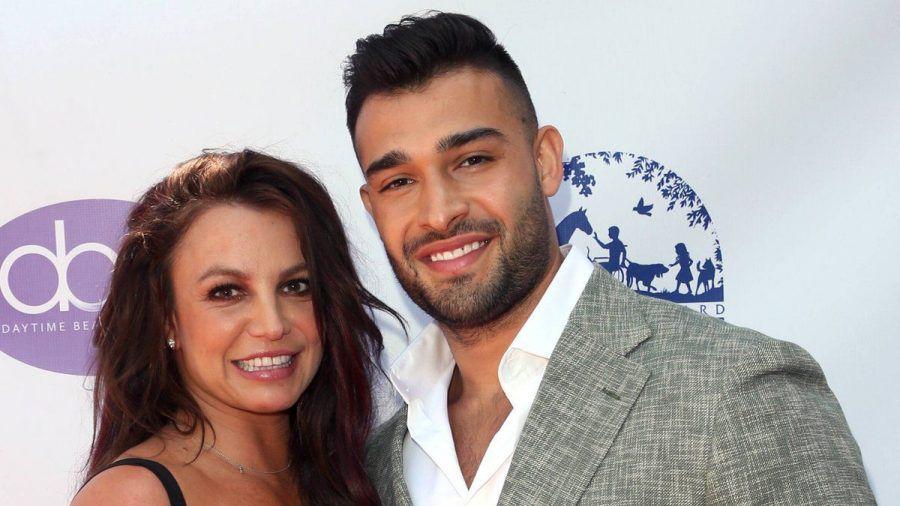 Britney Spears und Sam Asghari wollen heiraten. (jom/spot)