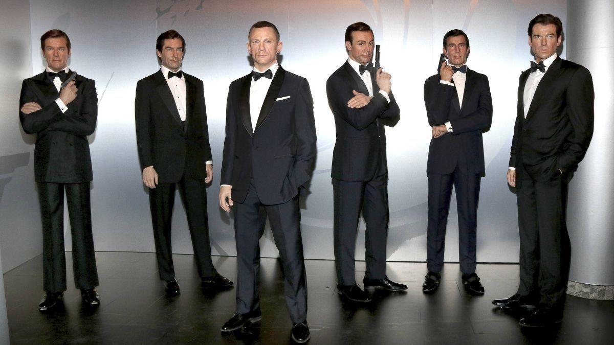 60 Fakten über James Bond