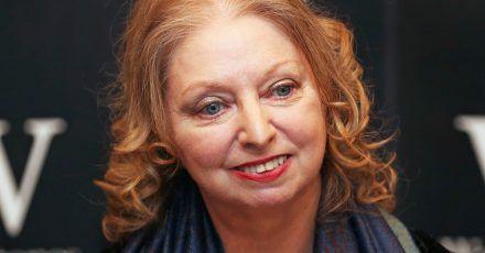 Die britische Booker-Preisträgerin Hilary Mantel.